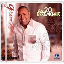 Cd Gerson Rufino - As 20 Essenciais (original)