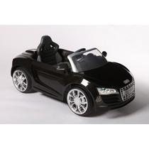 Auto A Bateria Tamaño Bebe Kiddy Audi R8 | Envío Gratis