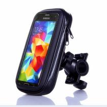 Suporte Celular Para Moto Resistente Agua Bicicleta Motoboy