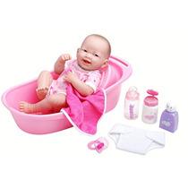 Boneca Berenguer Doll Newborn Delux -kit 8pçs -original Eua