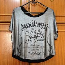 Blusa Feminina Jack Daniel