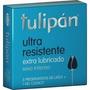 Tulipán Preservativo De Látex Ultra Resistente X 3 Un