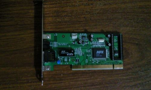 SOLVED Need a driver for the mpx en ethernet card - Fixya