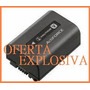 Bateria Li-ion Np-fv50 Video Camara Sony Hdr-cx7 Cx12 Cx100