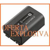 Bateria Np-fv50 Video Camara Sony Envio Gratis A Todo Mexico