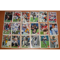 Tarjetas Nfl Upper Deck 1994 Lote De 30 Cards