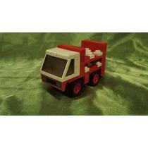 Tente Exin Camion De Reparto Coca Cola Ref. 0676