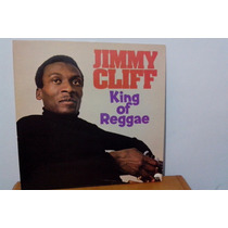 Lp Jimmy Cliff - King Of Reggae - Bob Marley Gregory Isaacs