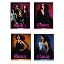 Las Aparicio Paquete Con Las Temporadas 1 2 3 4 Serie Dvd