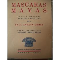 Rock Inter, Mascaras Mayas, Raul Zapata Gomez