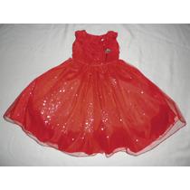 Nuevo Vestido Esponjoso 1, 2 Años Niña Fiesta Princesa