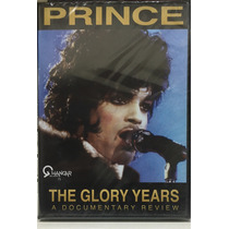 Dvd Prince The Glory Years Nuevo ! Biografia Original