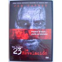 23 La Revelacion / Jim Carey / Dvd Nuevo