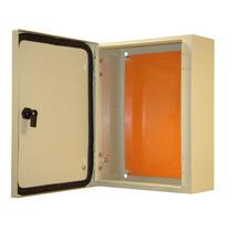 Gabinete Metalico En Acero Al Carbon 40x30x15 Electrico Ip65
