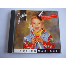 Jordy Potion Magique Cd 1993 Rarisimo! Excelente Estado!