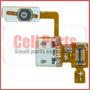 Cabo Flex Lg P970 - Dock Conector Carga + Botão Power On Off