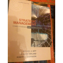 Libro Strategic Management 4a Edición