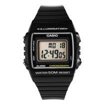 Reloj Casio Modelo W-215h-1a Original Mas Envio Sin Costo