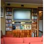 Mueble Sala Estar Librero - Precio Conversable !!!!