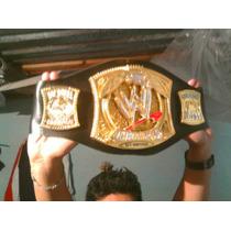 Cinturon De La Wwe P/niño Pesados Intercontinental Norte Ame