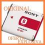 Bateria Li-ion Original Np-bg1 P/camara Sony Dsc-w40 W85 W50