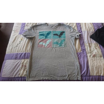 Polera Armani Exchange Talla L (chico) Buen Estado.