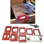 Milescraft - Kit Para Instalação De Fechaduras E Dobradiças