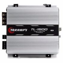 Módulo Taramps Tl-1500 Amplificador Digital 390w 3 Canais