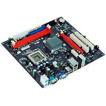 Mother 775 Ecs Gf7050vt-m Ddr2 X2 Intel Pcie Falla Vga Funci