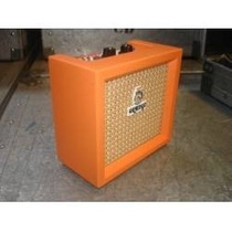 Orange Micro Crush 3 (marshall Mesa Roland Fender Peavey)