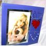 Portaretrato De Vidrio Love (foto 10x15cm) Regalo Novio Amor
