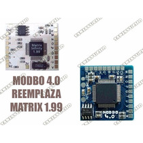 Chip Matrix Infinity 1.99 Modbo 4.0 Ps2 Original + Gtia