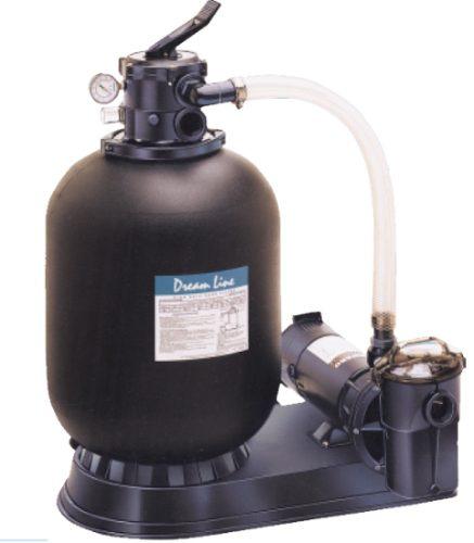 Filtro paquete swimpro hayward 17 bomba alberca 110746 for Bomba para piscina con filtro