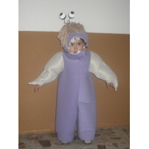 Bonito Disfraz De Boo Monsters Inc - Crz