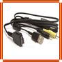 Cable Usb Audio Video Vmc-md1 P/camara Digital Sony Dsc-h9