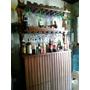 Bar Licorera En Madera..