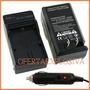 Cargador P/bateria Np-fh50 Video Camara Sony Hdr-cx7 Hc3 Hc5