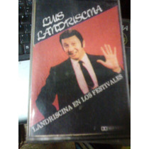 Luis Landrisina En Los Festivales Cassette