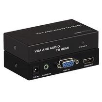 Utpnvh02vgahd - Convertidor Vga A Hdmi / Resolucion 1080p/ A