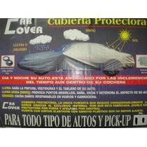 Funda Protectora Car Cover P/ Altima, Camaro Z-28, Lincoln