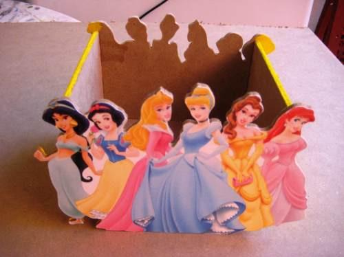 Centro de mesa de princesas para fiestas infantiles 84 - Fiestas infantiles princesas disney ...