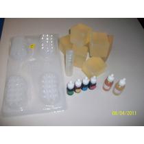 Kit Para Elaborar Jabones Artesanales
