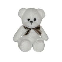 Urso De Pelúcia Ted Mini Branco