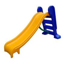 Escorregador Infantil Playground Médio - Jardim E Lazer