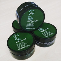 Paul Mitchell Tea Tree Shaping Cream 85g Pomada Para Cabelo