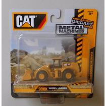 Cargador Frontal Cat 980k Wheel Loader Escala 1:94
