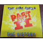 The Toy Dolls The History Part2 2cd Digipack Libro Exploited