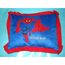 Almohada Spiderman Muñeco Infantil Caricatura Nuevo