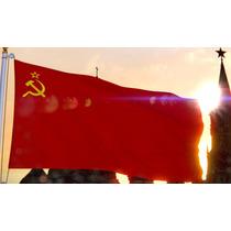 Bandera Urss, Unión Soviética 150x90cm. Banderas Del Mundo