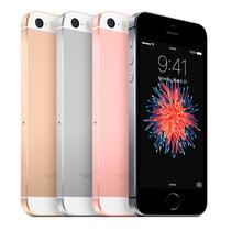Iphone Se 4g 16gb 12mp Libre. Gtia Apple! Mercado Lider!